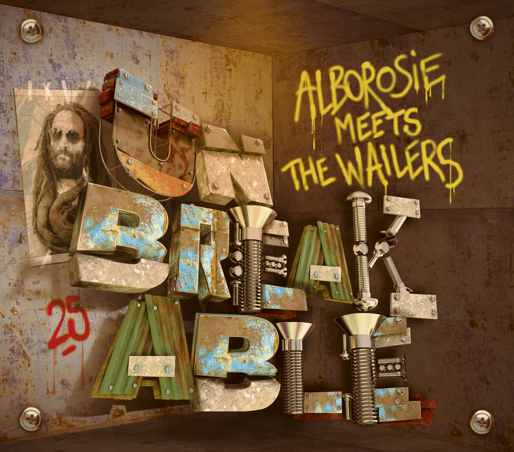 ALBOROSIE - Unbreakable official version