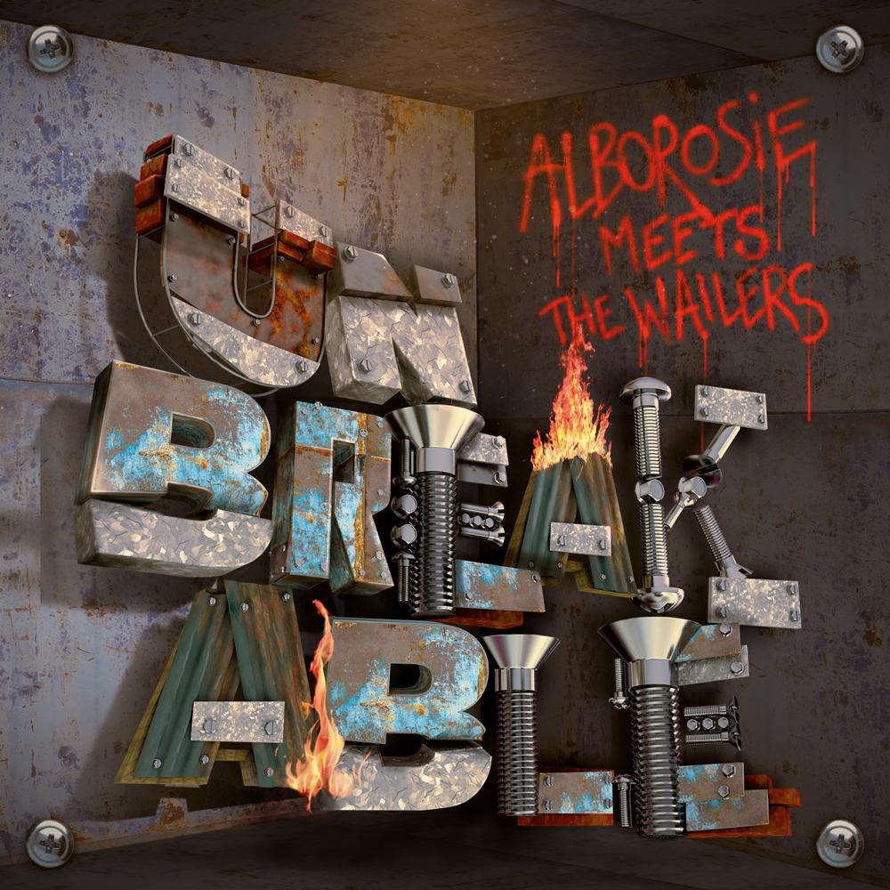 ALBOROSIE - Unbreakable rejected version