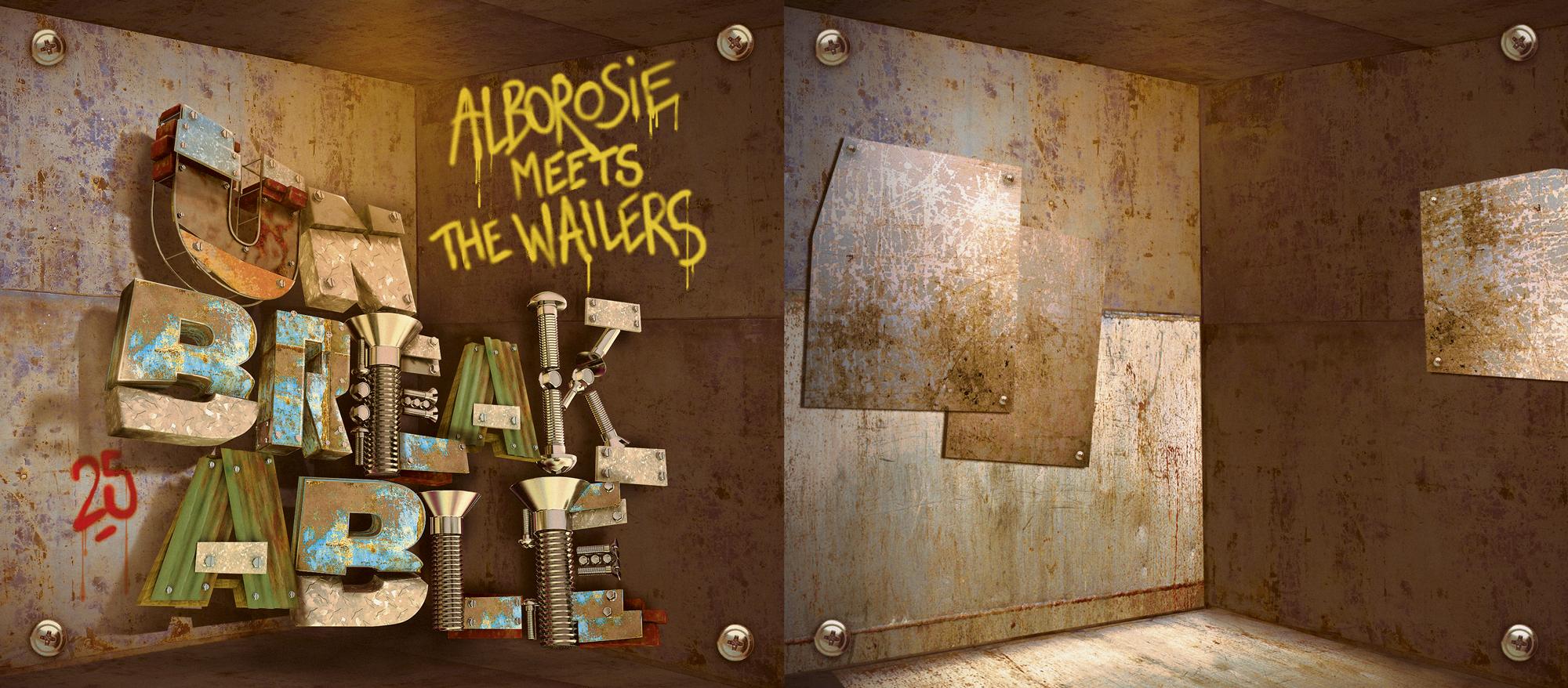 ALBOROSIE - Unbreakable