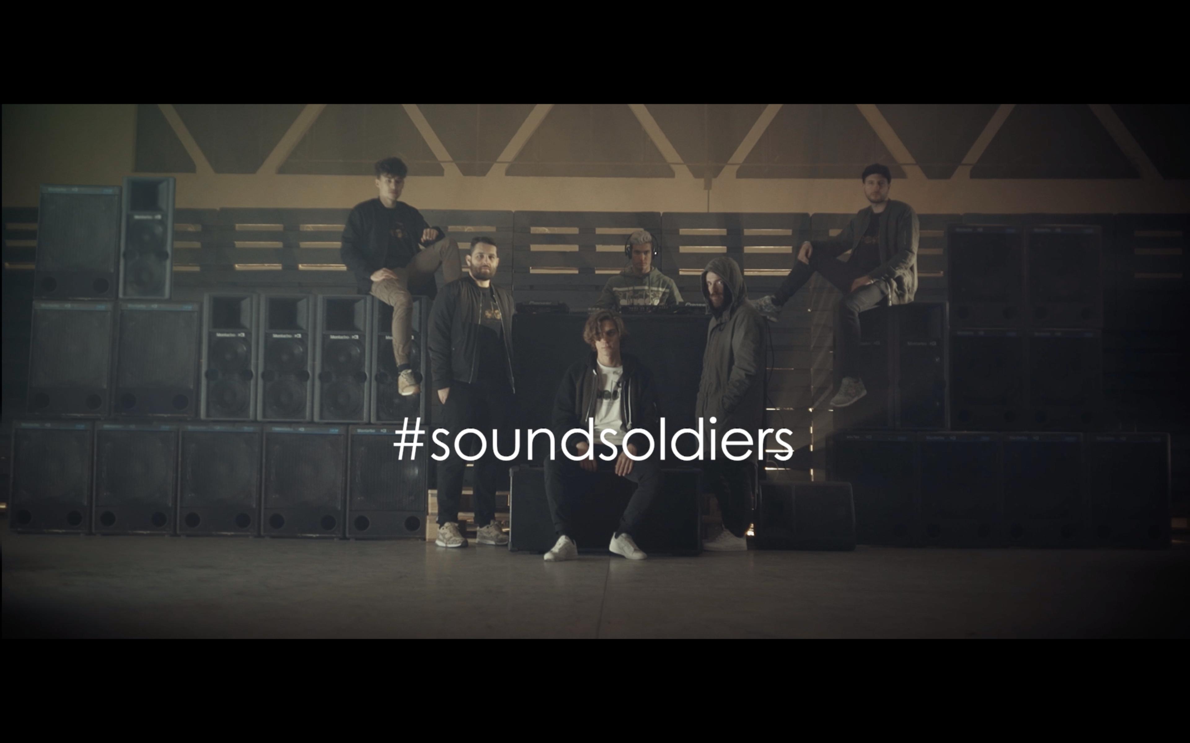DIADORA - Sound soldiers